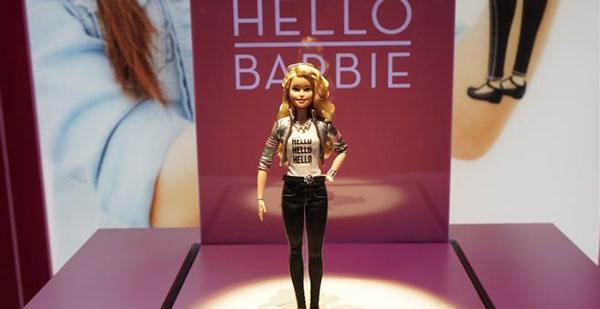 perierga.gr - Έρχεται η διαδικτυακή Barbie!