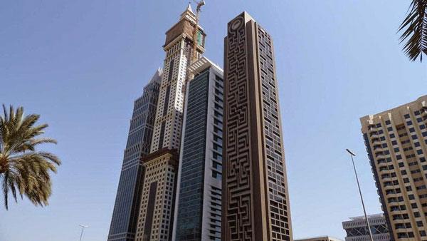 perierga.gr - Ο μεγαλύτερος κάθετος λαβύρινθος στο Ντουμπάι!