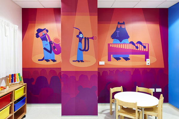 perierga.gr - Γκράφιτι στους τοίχους παιδικού νοσοκομείου!