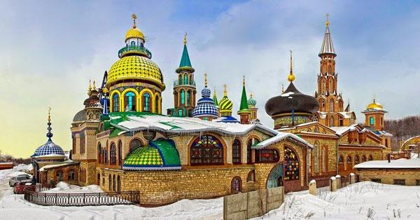 "perierga.gr - Ο ""ναός όλων των θρησκειών"" στη Ρωσία"
