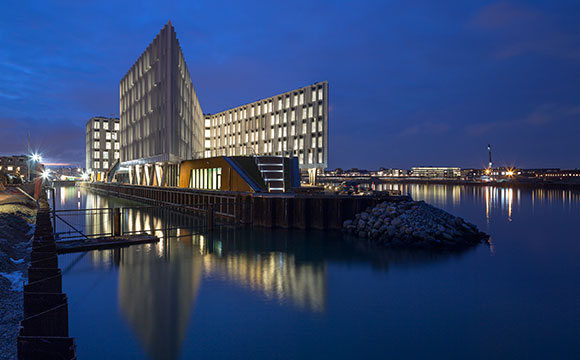 perierga.gr - Το εντυπωσιακό κτήριο του ΟΗΕ στην Κοπεγχάγη!