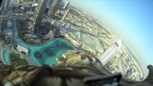 perierga.gr - Απογείωση... αετού από το Burj Khalifa!