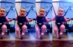 perierga.gr - Kali, η μικρή χορεύτρια!