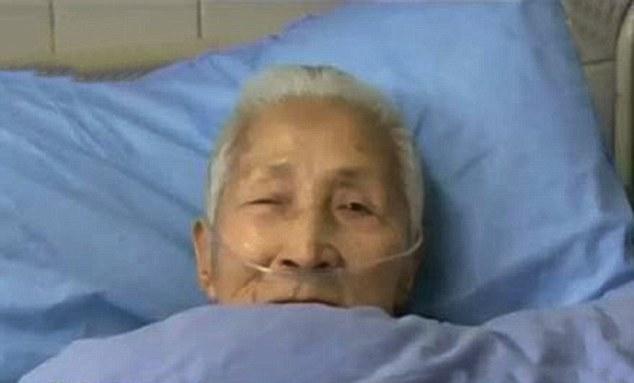 perierga.gr - 94χρονη Κινέζα ξύπνησε από κώμα μιλώντας... Αγγλικά!