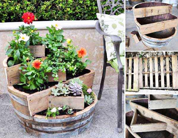 perierga.gr - Εύκολες χειροποίητες δημιουργίες για τον κήπο!