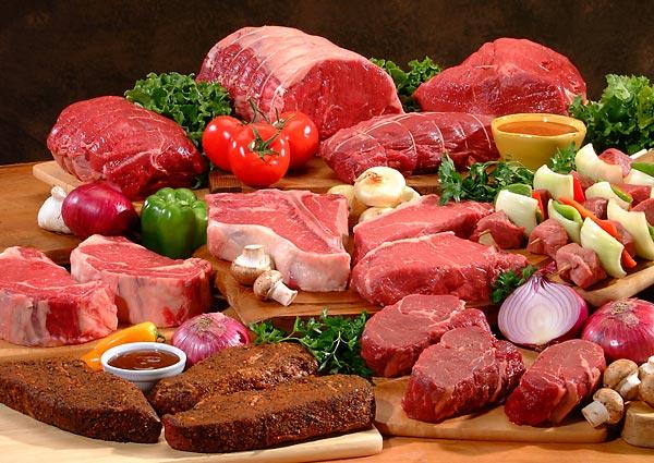 perierga.gr - Πόσο κρέας θα καταναλώσει ένας κρεατοφάγος στη ζωή του;