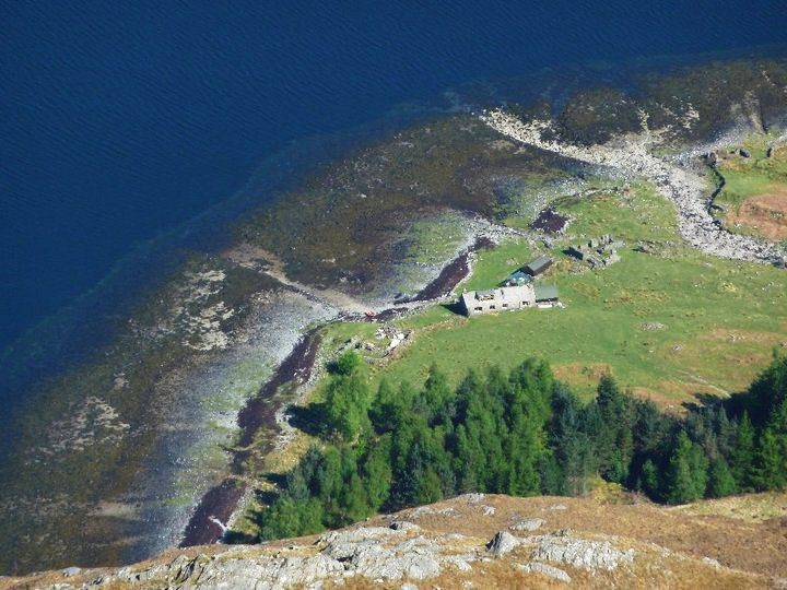 perierga.gr - Ξενώνας για πλήρη απομόνωση!