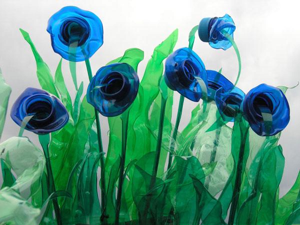 perierga.gr - Εντυπωσιακή ανακύκλωση πλαστικών μπουκαλιών!