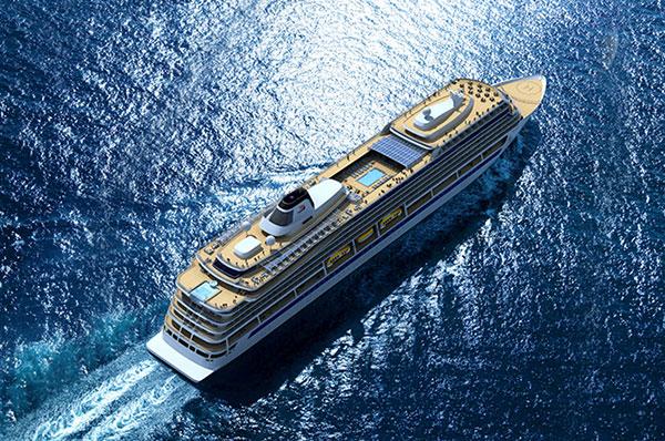 perierga.gr - Viking Star: Ένα πλωτό παλάτι!