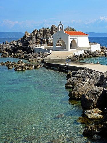 perierga.gr - Τα πιο όμορφα νησιωτικά ξωκλήσια της Ελλάδας!