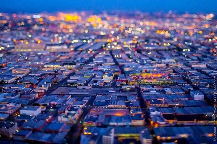 perierga.gr - Το Λος Άντζελες τη νύχτα από ψηλά!