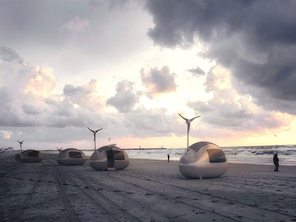 perierga.gr - EcoCapsules: Τα τροχόσπιτα του μέλλοντος!
