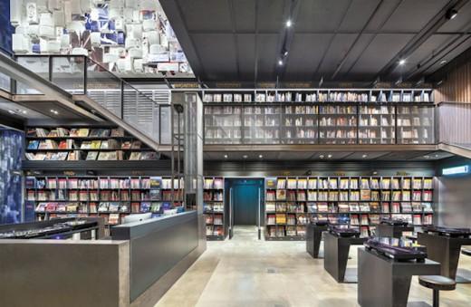 perierga.gr - Μουσική βιβλιοθήκη 10.000 βινυλίων στη Νότια Κορέα