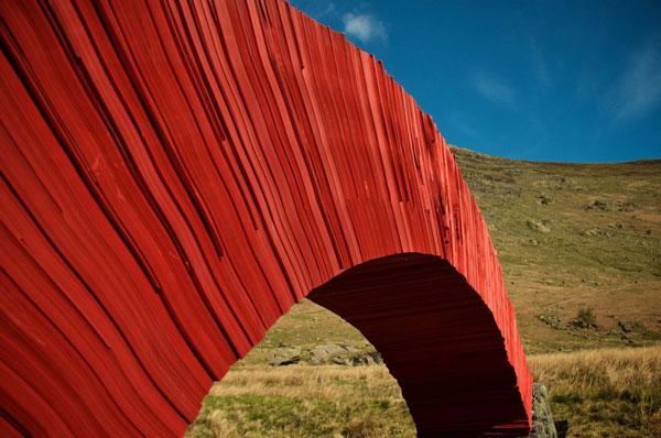 perierga.gr - Μια γέφυρα από χαρτί!