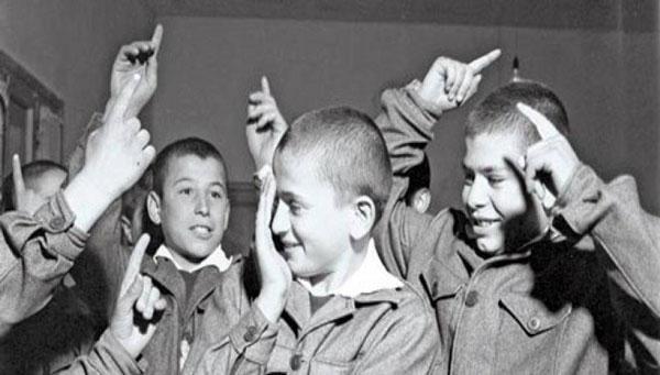 perierga.gr - Παλιές φωτογραφίες από ελληνικά σχολεία