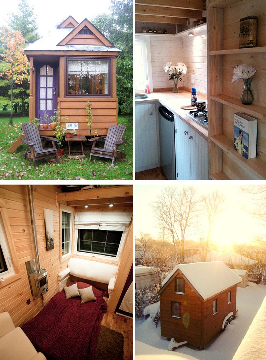 perierga.gr - Μικροσκοπικά σπίτια κερδίζουν τις εντυπώσεις!