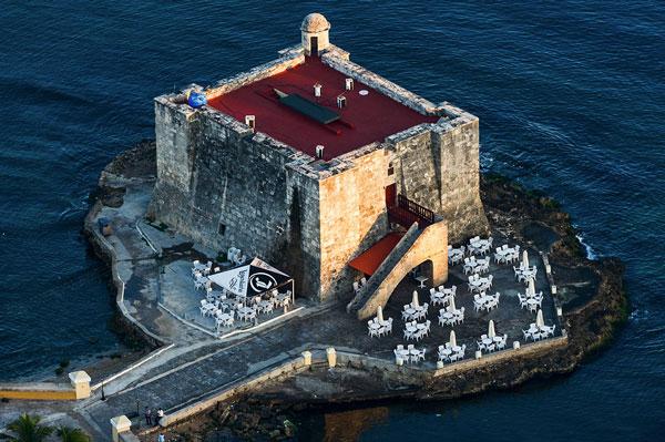 perierga.gr - Η Κούβα φωτογραφίζετα για πρώτη φορά από ψηλά