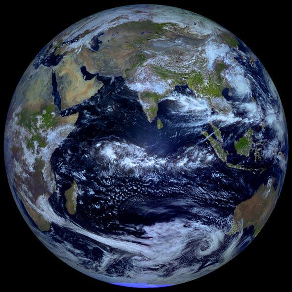 perierga.gr - Τι θα συνέβαινε εάν η Γη σταματούσε;