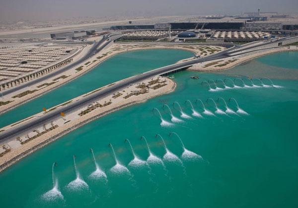 perierga.gr - Το νέο πολυτελές αεροδρόμιο του Κατάρ!