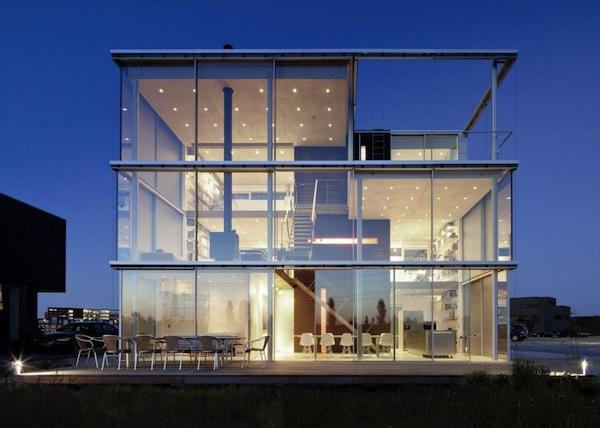 perierga.gr - Τα πλωτά σπίτια του Άμστερνταμ!