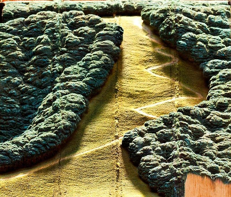 perierga.gr - Tα βουνά της Βραζιλίας σκαλίζονται σε βιβλία!