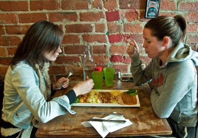 perierga.gr - Εστιατόριο όπου τρως όσο θέλεις και πληρώνει ό,τι θέλεις!