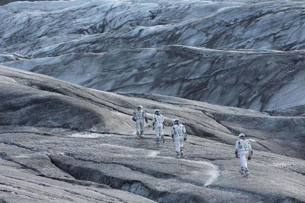 perierga.gr - Svínafellsjökull: Ο κινηματογραφικός παγετώνας της Ισλανδίας!