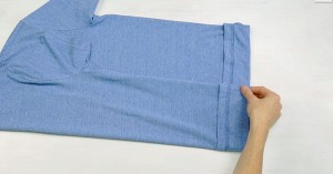 perierga.gr - Εύκολο δίπλωμα για τα T-shirts!