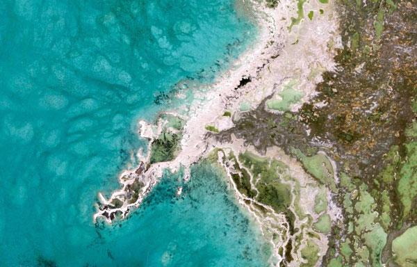 perierga.gr - Η μαγευτική θέα της γης από ψηλά!