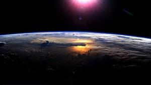 perierga.gr - Η Γη από τον Διεθνή Διαστημικό Σταθμό!