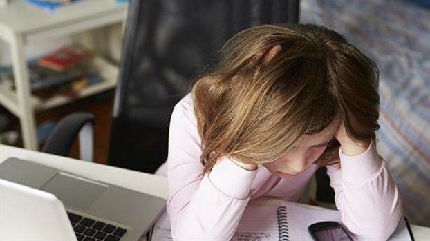Perierga.gr - Τα παιδιά κληρονομούν το άγχος από τους γονείς τους