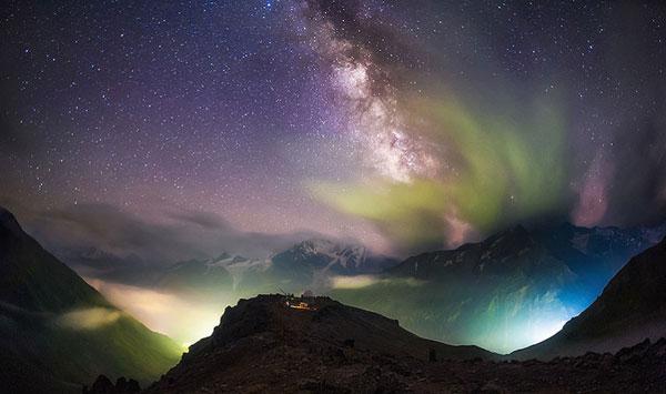 perierga.gr - Ο μαγευτικός ουρανός τη νύχτα!