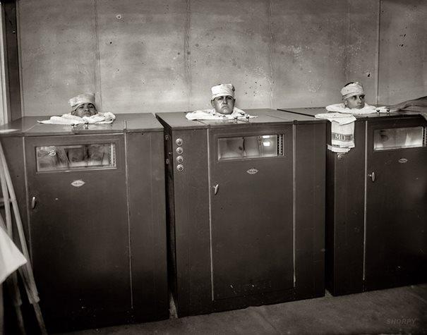 "perierga.gr - Vintage φωτογραφίες από την ""τρομακτική"" ιατρική του παρελθόντος!"