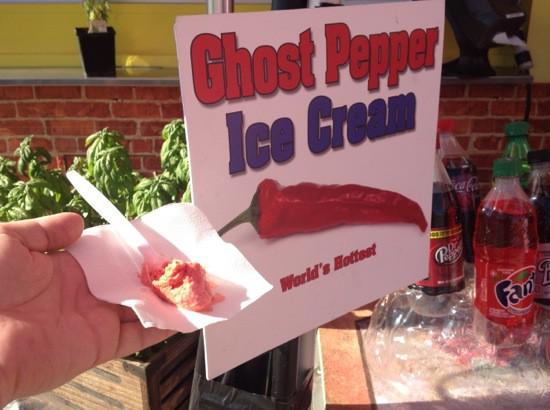 "perierga.gr - Το πιο ""hot"" παγωτό της σεζόν!"