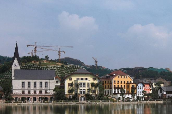perierga.gr - Όταν οι Κινέζοι αντιγράφουν τις διασημότερες πόλεις του πλανήτη