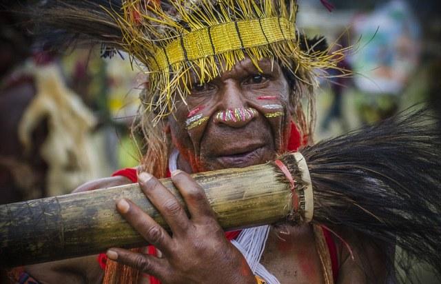 Perierga.gr - Η μεγαλύτερη συγκέντρωση φυλών στον κόσμο