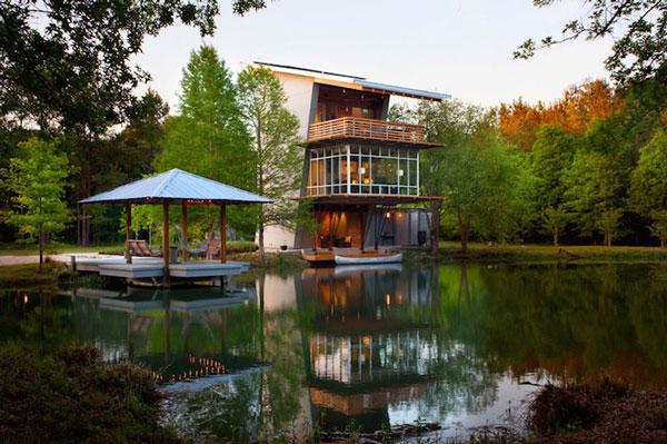 Πανέμορφο σπίτι στη λίμνη!