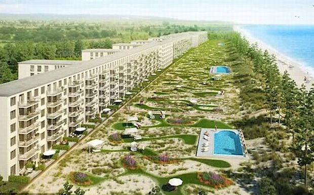 perierga.gr - Πρώην καταφύγιο των Ναζί γίνεται πολυτελές ξενοδοχείο!
