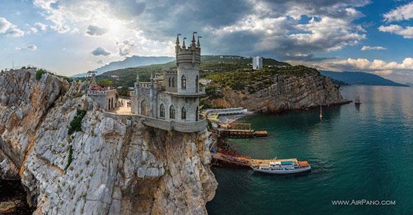 perierga.gr - Δημοφιλείς προορισμοί όπως φαίνονται από ψηλά!