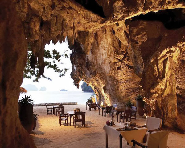 10 εστιατόρια στον κόσμο με πανέμορφη θέα!