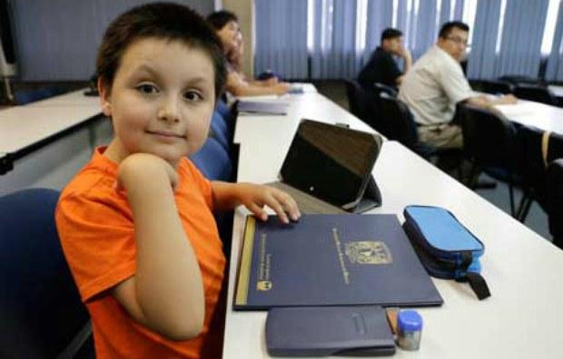 perierga.gr - Mεξικανός φοιτητής, ετών εννέα!