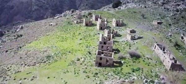 "perierga.gr - To χωριό ""φάντασμα"" του Ψηλορείτη σε ένα εντυπωσιακό βίντεο!"