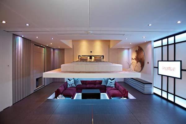 Το σπίτι που το εσωτερικό του αλλάζει για να σας εξοικονομεί χώρο!