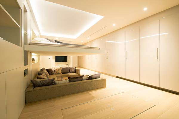 Perierga.gr - Ένα φανταστικό πολυμορφικό σπίτι που εξοικονομεί χώρο!