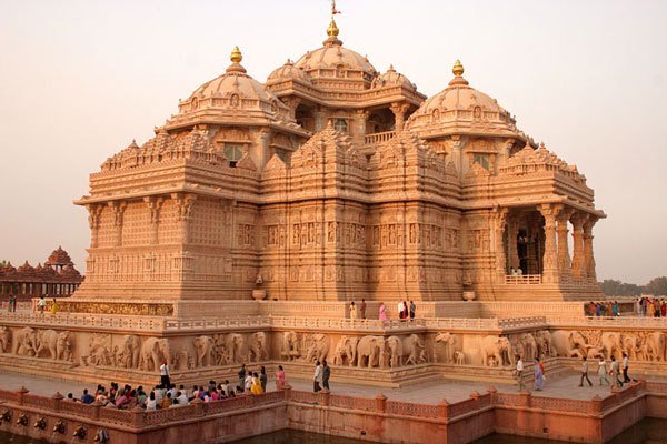 perierga.gr - Θαυμαστός ναός στο Νέο Δελχί!