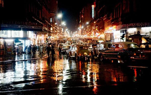 perierga.gr - Η Αθήνα του 1960!