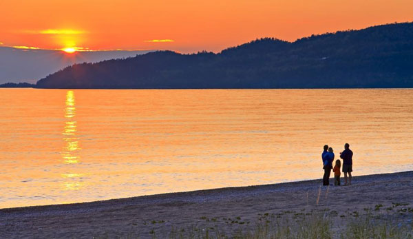 perierga.gr- Παραλίες με πανέμορφο ηλιοβασίλεμα!