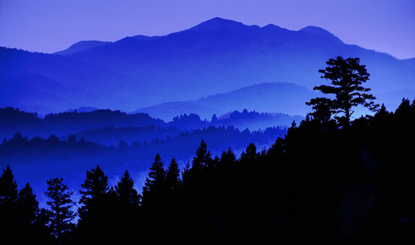 perierga.gr - Η δύναμη του μπλε & μαύρου χρώματος στις φωτογραφίες!