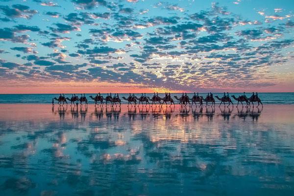 perierga.gr - Cable: Η παραλία με το ωραιότερο ηλιοβασίλεμα!