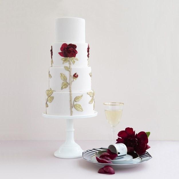 perierga.gr - Γαμήλιες τούρτες εμπνευσμένες από την πασαρέλα!